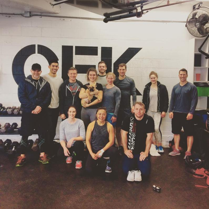 Rowing Workshop for Athletes @ Crossfit Kitsilano